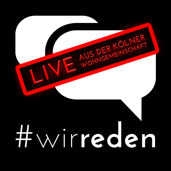 #wirreden 36: Live aus der Kölner Wohngemeinschaft: Rotwein und Korn
