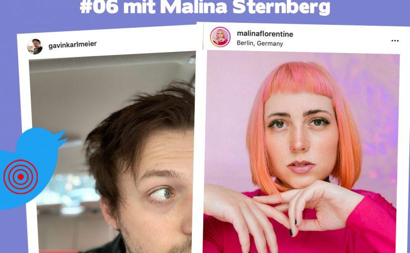 Malina, wieso inszenieren wir uns so sehr im Internet? (mit @malinaflorentine)